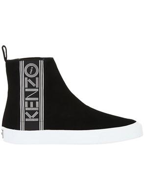 KENZO - BLACK SNEAKERS