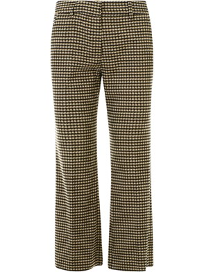 TRUE ROYAL - BEIGE AND BROWN SANDY PANTS