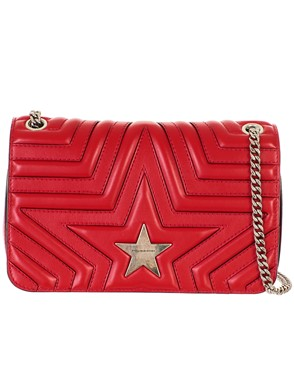 STELLA MC CARTNEY - RED BAG