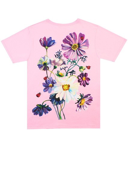 65b2c7fc218a gucci T-SHIRT BAMBI ROSA available on lungolivigno.com - 26277