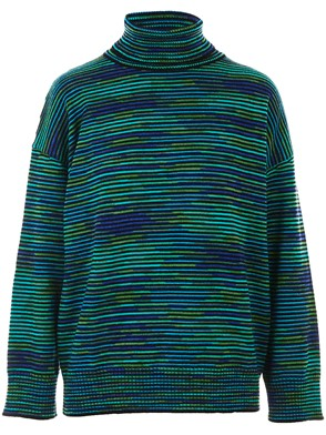 M MISSONI - MULTICOLOR SWEATER\nWool sweater