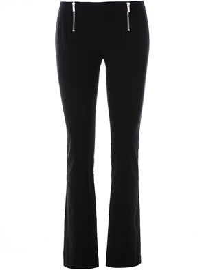 MICHAEL KORS - COTTON AND VISCOSE PANTS