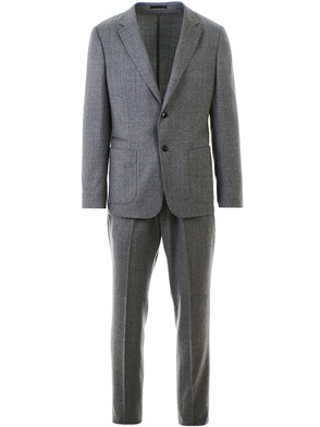 Z ZEGNA - GREY TECHMERINO SUIT