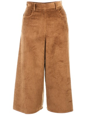 SEE BY CHLOE' - BROWN PANTS