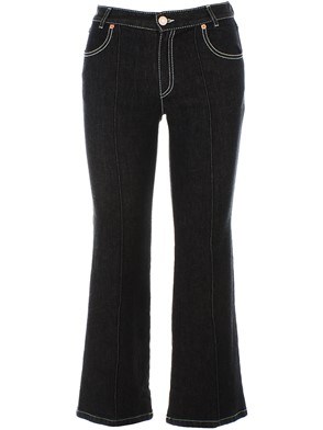 SEE BY CHLOE' - JEANS NERO