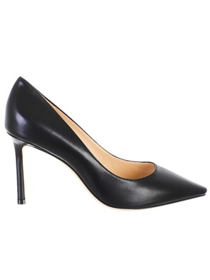 JIMMY CHOO - BLACK PUMPS