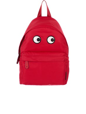 ANYA HINDMARCH - RED BACKPACK