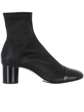 ISABEL MARANT - BLACK DATSY ANKLE BOOTS