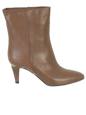 ISABEL MARANT - BROWN DAILAN ANKLE BOOTS