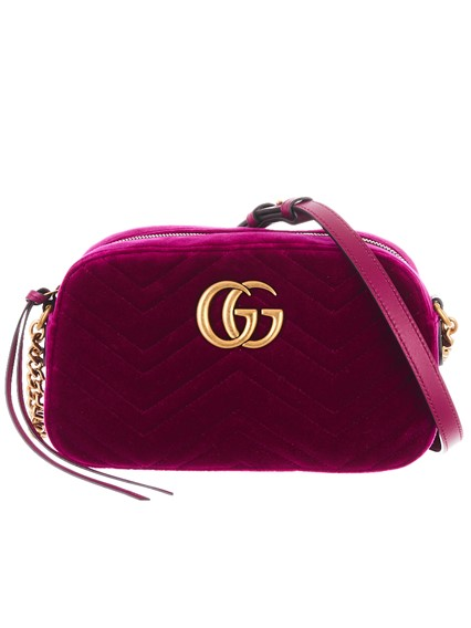 49774dc8b71 gucci PURPLE SMALL GG MARMONT BAG available on lungolivigno.com - 26461