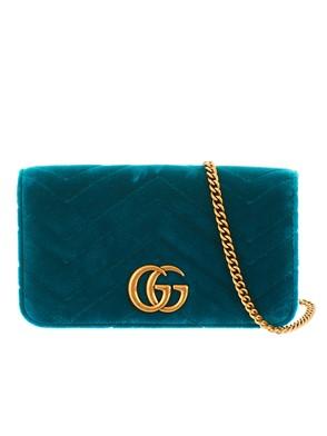 GUCCI - VELVET BAG