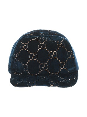 GUCCI - VELVET HAT
