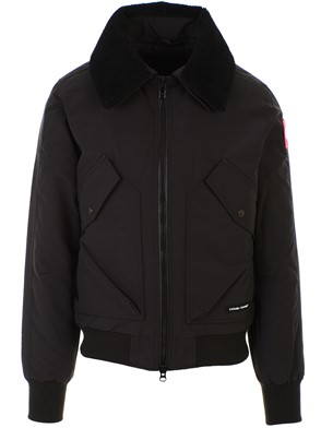 CANADA GOOSE - BLACK BROMELY JACKET