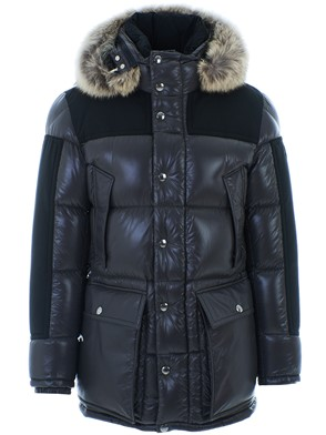 MONCLER - GREY FREY DOWN JACKET