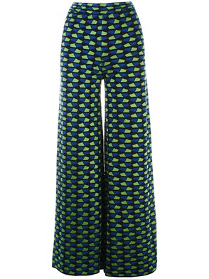 M MISSONI - MULTICOLOR PANTS