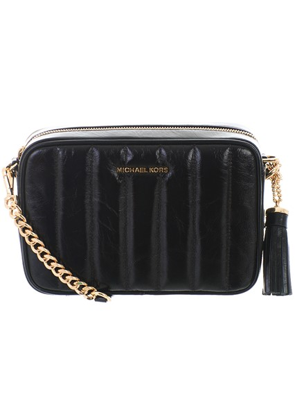 45c7f12304e7 michael michael kors BLACK CAMERA SMALL BAG available on ...