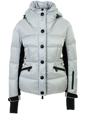 MONCLER - ICE GREY ANTABIA DOWN JACKET