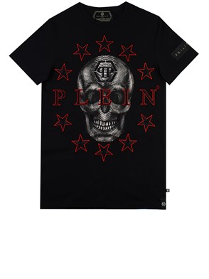 PHILIPP PLEIN - BLACK T-SHIRT