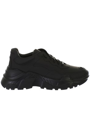 PHILIPP PLEIN - BLACK RUNNER SNEAKERS