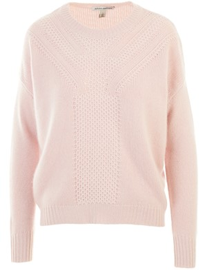 AUTUMN CASHMERE - PINK SWEATER