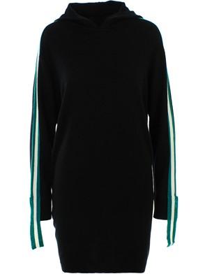 AUTUMN CASHMERE - BLACK DRESS