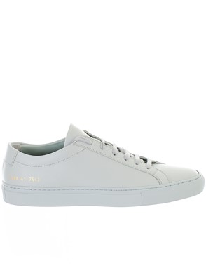 COMMON PROJECTS - GREY SNEAKERS