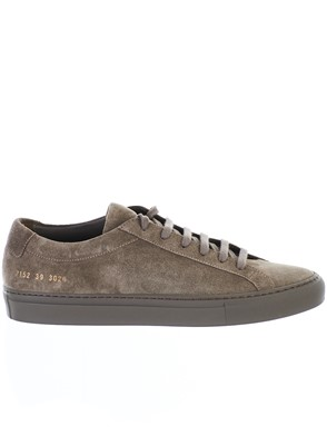 COMMON PROJECTS - BROWN SNEAKERS