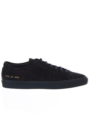 COMMON PROJECTS - BLUE SNEAKERS