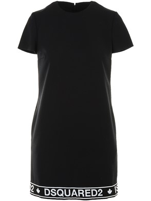 DSQUARED2 - BLACK DRESS