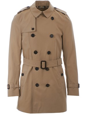 BURBERRY - TRENCH KENSINGTON BEIGE