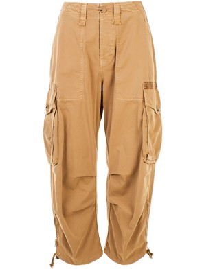 HILFIGER COLLECTION - PANTALONE CARGO BEIGE