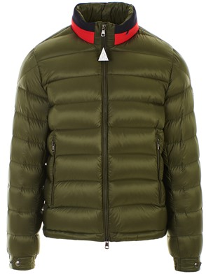 MONCLER - GREEN RODEZ DOWN JACKET