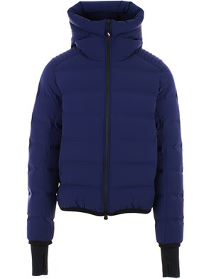 MONCLER - BLUE LAGORAI DOWN JACKET