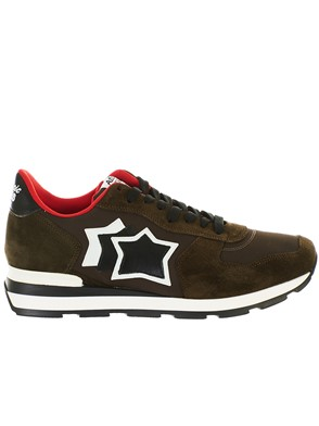 ATLANTIC STAR - BROWN ANTARES SNEAKERS