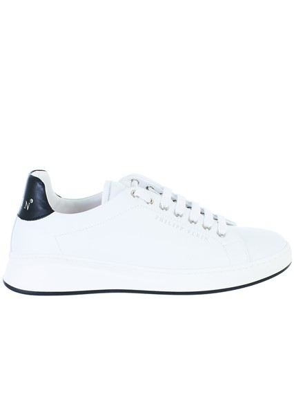 White Sneakers Philipp On Lo Top Available Plein R5Pqf