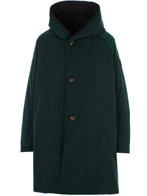OOF - GREEN AND BLACK PARKA