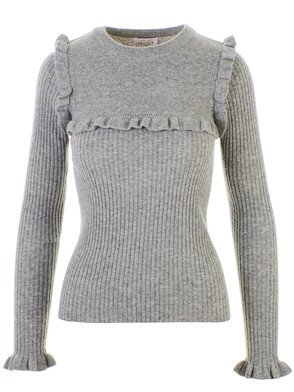 SEE BY CHLOE' - GREY SWEATER