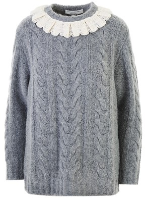 PHILOSOPHY BY LORENZO SERAFINI - GREY SWEATER