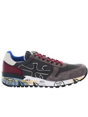 PREMIATA - GREY MICK SNEAKERS