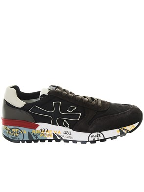 PREMIATA - BLACK MICK SNEAKERS