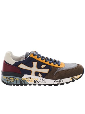 PREMIATA - MULTICOLOR MICK SNEAKERS