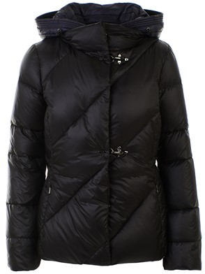 FAY - BLACK DOWN JACKET