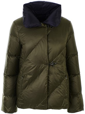 FAY - GREEN DOWN JACKET