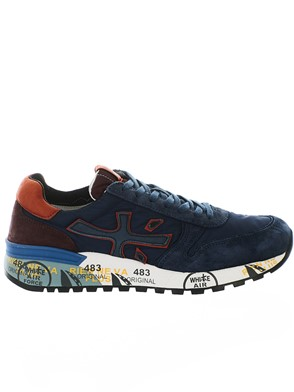 PREMIATA - BLUE MICK SNEAKERS