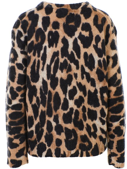 51362e67705c 360 cashmere LEOPARD-PRINT GERALDINE SWEATER available on ...