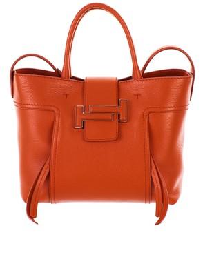 TOD'S - ORANGE BAG