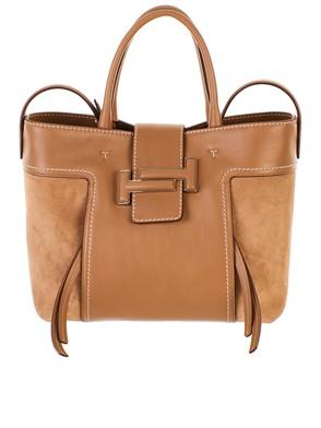 TOD'S - BEIGE BAG