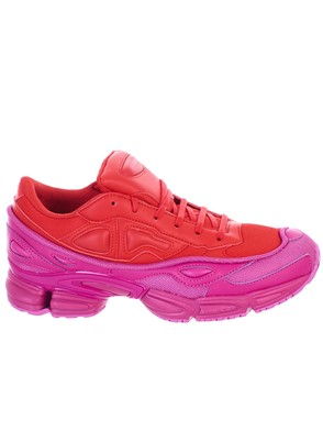 ADIDAS BY RAF SIMONS - OZWEEGO SNEAKER RED