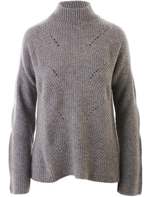 AUTUMN CASHMERE - GREY SWEATER