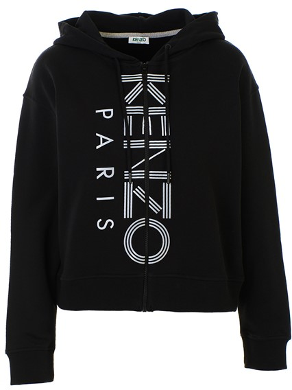 35bc108e kenzo BLACK SWEATSHIRT available on lungolivigno.com - 26979
